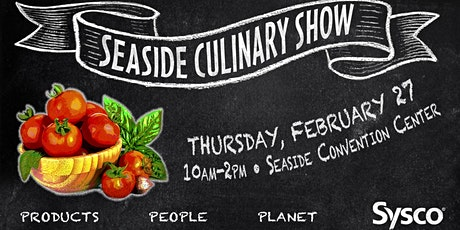 Seaside Culinary Show tickets