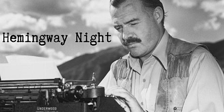 Hemingway Night at The Pub tickets