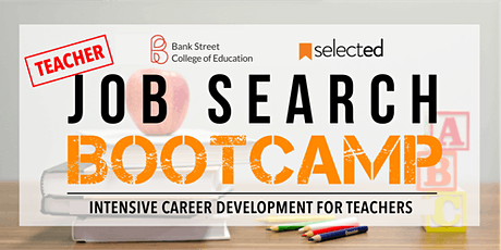 Teacher Job Search Bootcamp tickets