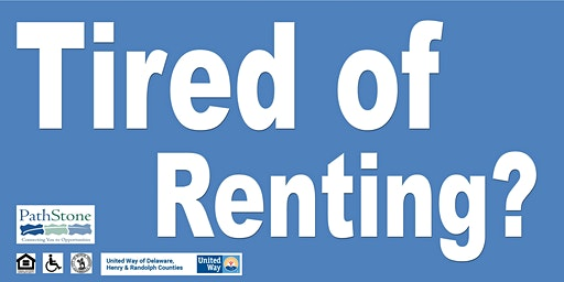 Are you tired of Renting?: Info session for first time home buyers