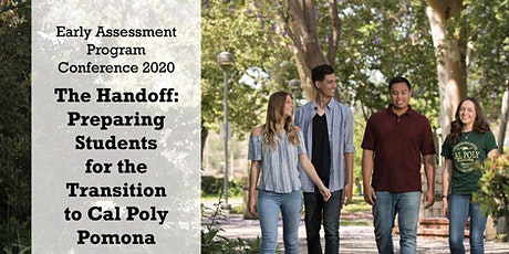 The Handoff: Preparing Students for the Transition to Cal Poly Pomona tickets