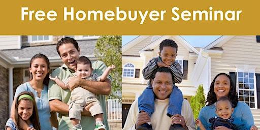 FREE First-time Homebuyer Seminar