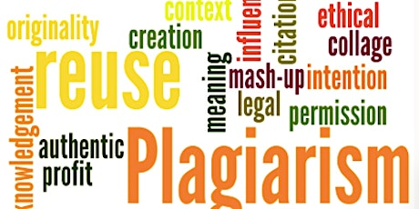 Textual borrowing: Plagiarism or language re-use? tickets