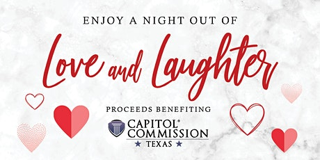 Love and Laughter - Valentine's Day Fundraiser Benefit tickets