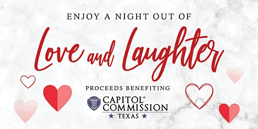 Love and Laughter - Valentine's Day Fundraiser Benefit
