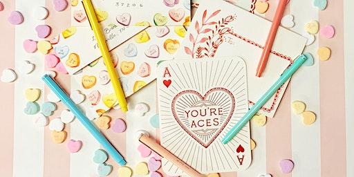 Valentine's Card Writing Night