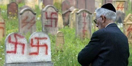 The History  of Anti-Semitism -From Old Age Atrocities to New Age Hate tickets