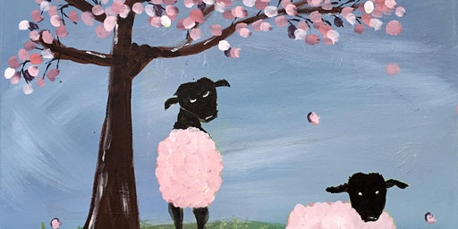 Paint Night  - Springtime - Drink, Chat, Paint your own canvas!