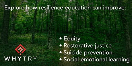 Resilience and Equity Summit tickets