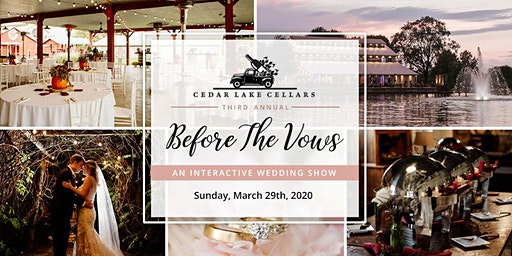Before The Vows: An Interactive Wedding Show