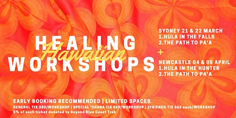 LEARN HEALING WORKSHOP: The Path to PA'A - Introduction to Hawaiian Healing 1 Day Workshop tickets