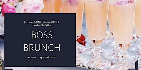 Boss Brunch 2020: Lifting & Leading The Vision tickets