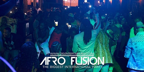 Afrofusion Chicago|HipHop; AfroBeats; Soca, Reggae & More  (3/13) tickets