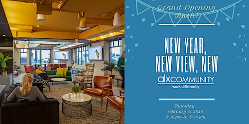 ALX Community Grand Opening Party