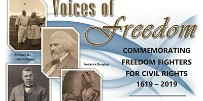 Voices of Freedom/ Freedom Fighters For Equal Rights