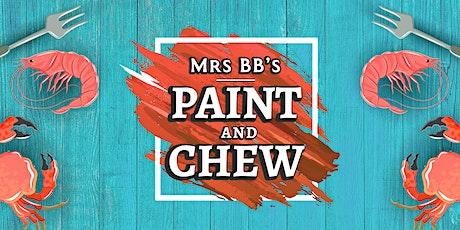 MrsBB's Paint & Chew w/DJ Cue, JTheeCreative & Chef Willie Jackson tickets