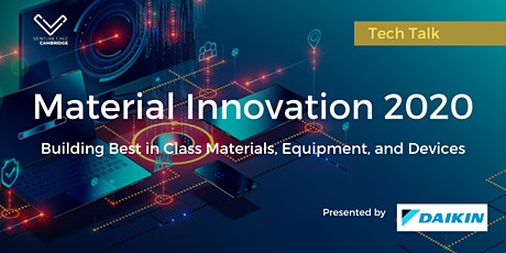 MATERIAL INNOVATION TECHNICAL TALK with Daikin Chemicals (FEB. 27) tickets