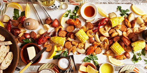 6th Annual Crackin' for a Cause Mardi Gras Cajun Lobster Boil