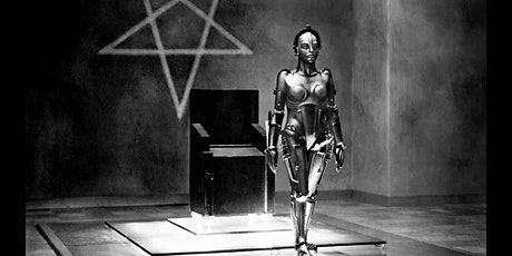 "BOX BLUR presents Fritz Lang's ""Metropolis"" with Club Foot Modern Machines tickets"