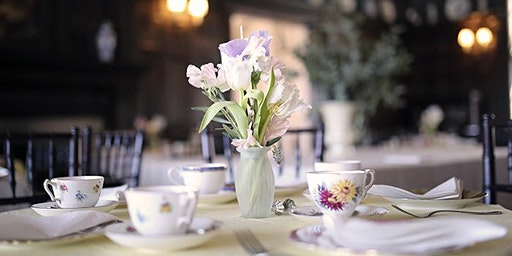 Mother's Day Tea: 11 AM Seating