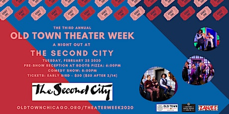 A Night Out at The Second City - Old Town Theater Week 2020 tickets