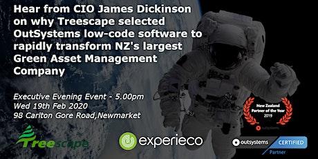 Treescape CIO James Dickinson: Adopting lowcode for digital transformation tickets