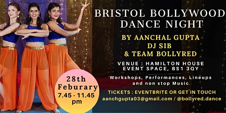 Bollywood Dance Night - Bristol tickets