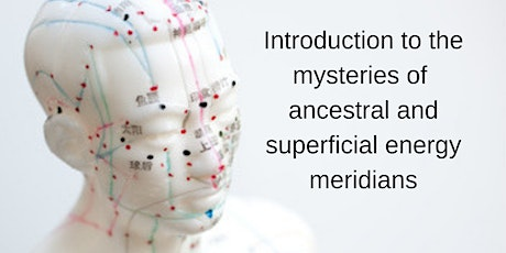 Introduction to the mysteries of Qi and meridian energies standard ticket tickets