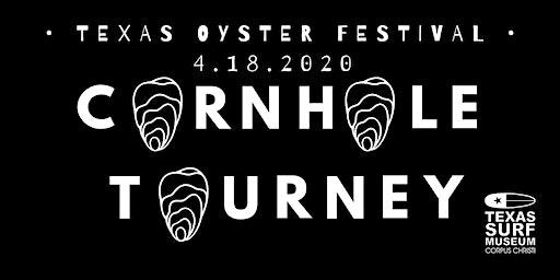 2020 Texas Oyster Festival Cornhole Tournament
