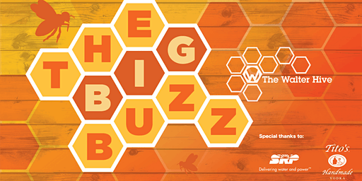 The Big Buzz Fundraiser