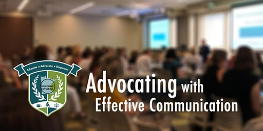 Advocating with Effective Communication