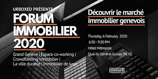 Forum Immobilier Grand Genève 2020