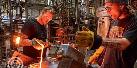 Monthly Factory Tour @ Bullseye Glass Co tickets
