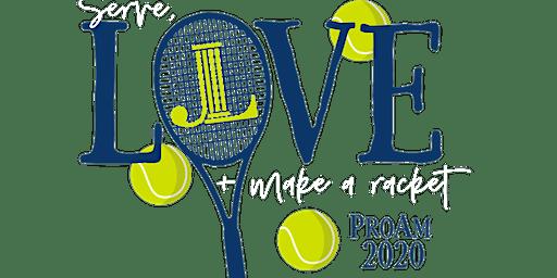 2020 JLGL Kids Tennis Clinic