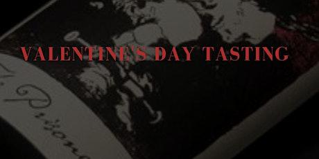 Prisoner for Your Love Tasting tickets