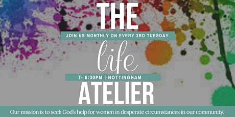 The Life Atelier Prayer Meeting tickets