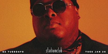 Quality Control Music  Invades $2 Tuesdays!! Duke Deuce Hosts Stadium Club! tickets
