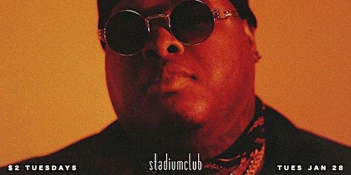 Quality Control Music  Invades $2 Tuesdays!! Duke Deuce Hosts Stadium Club!