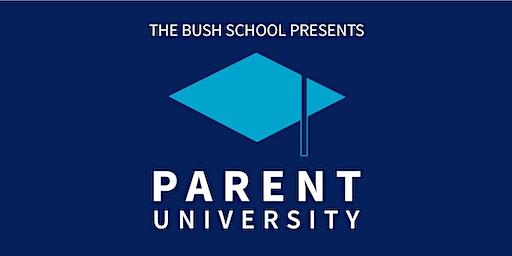 Parent University 2020