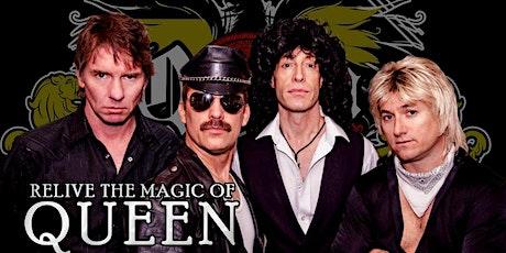 Queen Nation tickets