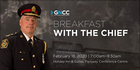 Breakfast with the Chief tickets