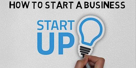 How to Start a Business w/Lady Bizness tickets