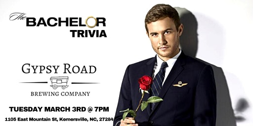 The Bachelor Trivia at Gypsy Road Brewing Company