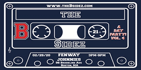 The B-Sidez Day Party Vol. 4 tickets