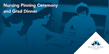 2020 Nursing Pinning Ceremony and Grad Dinner tickets