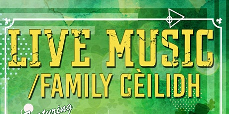 St Patrick's all day Ceilidh - Sutton Town Hall tickets