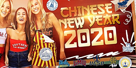 Chinese New Year with HipHop Vibes 18+ Nightclub tickets