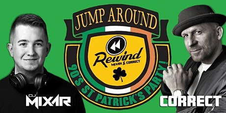 Rewind- 90's St. Patrick's Party tickets