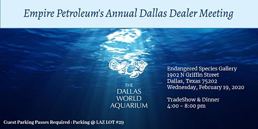 Dallas Dealer Meeting 2020 - Dealers Only