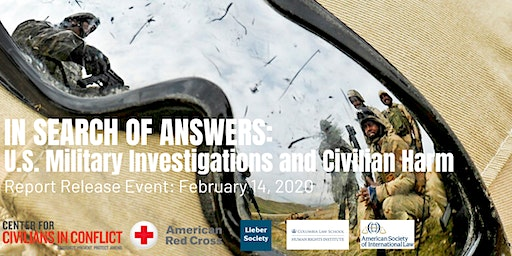 In Search of Answers: US Military Investigations and Civilian Harm